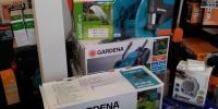 Gardena naviják s hadicí